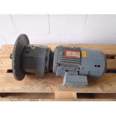 140 RPM 1,1 KW brake  SEW Eurodrive, used.