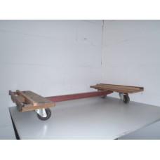 Meubeltransport kar, in lengte verstelbaar tot 210 cm