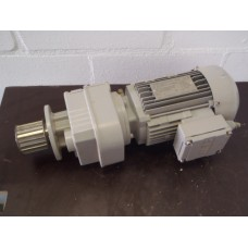 181 RPM 0,75 KW SEW eurodrive,Vector,  used.