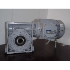 9 RPM 0,37 KW haaks, Used.