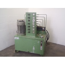 Olie unit 200 Bar  11 KW  Hydrowa