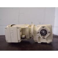 72 RPM 0,55 KW As 20 mm SEW eurodrive, Used