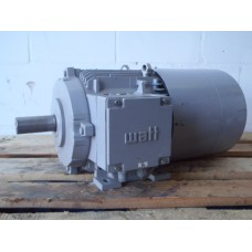 .7,5 KW 2950 RPM  Watt, geremd. USED