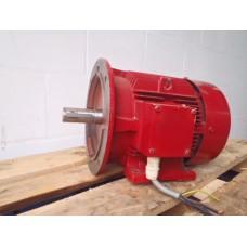 .5,5 KW 1400 RPM voet  flens. Used.