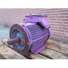 18,5 KW  1500 RPM flens / voet. Used.