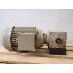 Z  1933 RPM   5,5 KW haaks, rem. Used