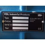 Doorvalsluis  VDL HT250   used