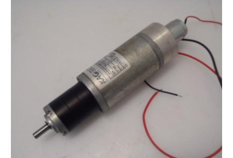 14 RPM 12 volt- Reductor, NEW