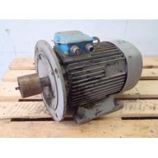 11 KW 1440 RPM VEM, voet flens. Used