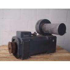 Lenze gelijkstroommotor, 48 KW  DC. Used.