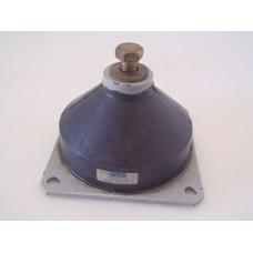Trillingsdemper motorrubber 165 mm x 165 mm x 95 mm