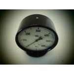 Drukmeter 6 BAR 160 mm