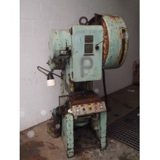Excenterpers eccentric press exzenterpresse 10 ton. Used.