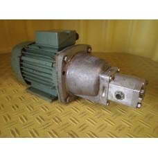 Hydrauliek pompset 1,1 KW 160bar  TLG 37069