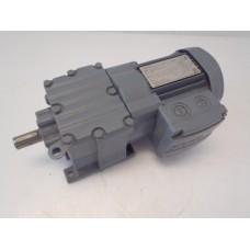 100 RPM 0,25 KW SEW Eurodrive, used.
