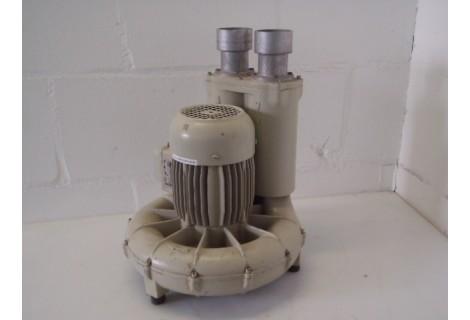 Blower zijkanaalventilator  vacuumpomp 0,85 KW, Used.