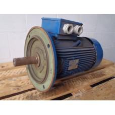 .3.7 KW / 15 KW 1460 RPM / 2890 RPM Electramo GEBRUIKT