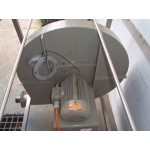 Radiaalventilator hogedrukventilator, used