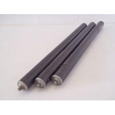 D 50 mm lengte 70 cm, rollenbaan rollerbaan kunststof.