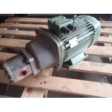 Hydrauliek pompset 4 KW 200 bar TLG 37069