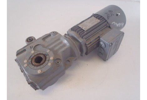 80 RPM 0,75 KW SEW Eurodrive, Brake.Unused.