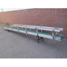 Transportband 30 cm breed 660 cm lang