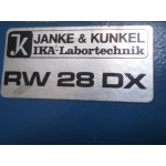 Bovenroerder IKA labortechniek  RW 28 DX, Unused.