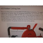 REMA TIP TOP 32 rubber snijder rubber cutting