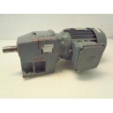 145 RPM  0,75 KW  NORD. gebruikt.