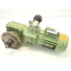 Variabel toerental 4,1 RPM- 24 RPM , 0,12 KW