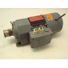 148 RPM 0,37 KW Vector. Used.