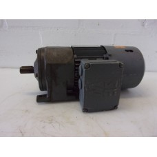 111 RPM 0,37 KW SEW Eurodrive, Brake. Unused.
