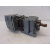 48 RPM 0,37 KW SEW Eurodrive, Brake. Unused.