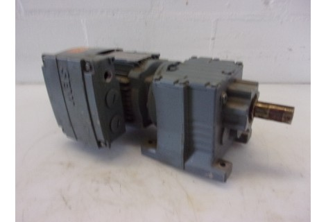 48 RPM 0,37 KW SEW Eurodrive, Brake. Unused.