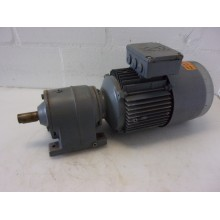 152 RPM / 304 RPM 0,44 KW / 0,88 KW SEW Eurodrive, Brake. Unused.