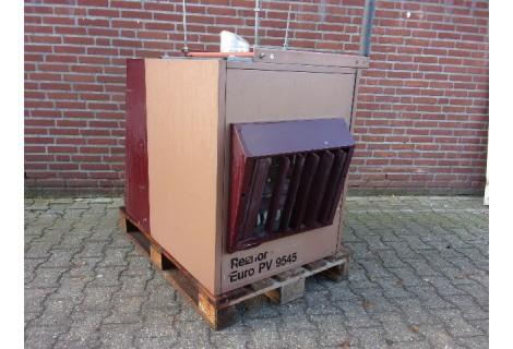 Heater, Reznor Euro pv 9545, 41 KW. Gebruikt
