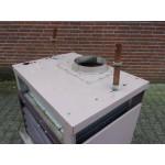 Heater, Reznor XA250  61,9 KW. Gebruikt