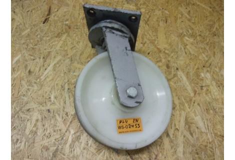 Zwenkwiel, zware uitvoering, diameter 240 mm. Gebruikt.