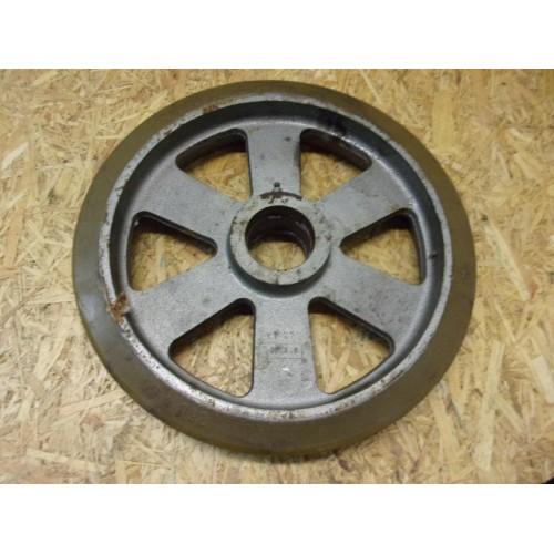 Nieuw Zwaar gietijzer wiel,diameter 360 mm. Ongebruikt. - A.D.R. Spierings SJ-31