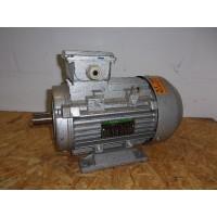 .2,2 KW 1410 RPM Voet / Flens. Used