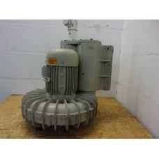 Blower zijkanaalventilator 3 KW, Used.