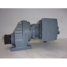 364 RPM  0,55 KW SEW Eurodrive.