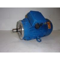 .4 KW 2900 RPM flens B14  IE2. used