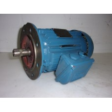 .1,1 KW 940 RPM flens IE3. used