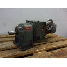 Variabel toerental 6,3 RPM tot 63 RPM 1,5 KW Stöber, Used.
