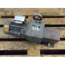 Variabel toerental 2,5 RPM tot 25 RPM 037 KW Stöber, Used.