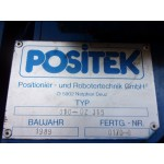 Lasmanipulator POSITEK. diameter 150 cm. USED.