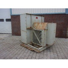 Centrifugaal ventilator  1920 RPM 39,5 KW Chicago blower, Used.