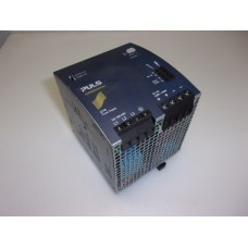 PULS QT40.241. Power Supply 3-fase, 24 V, 40A, 960W. USED.
