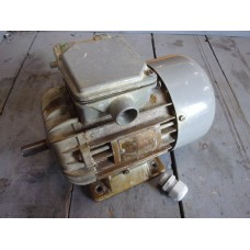0,37 KW 1400 RPM 1 fase 230 volt, as 14 mm